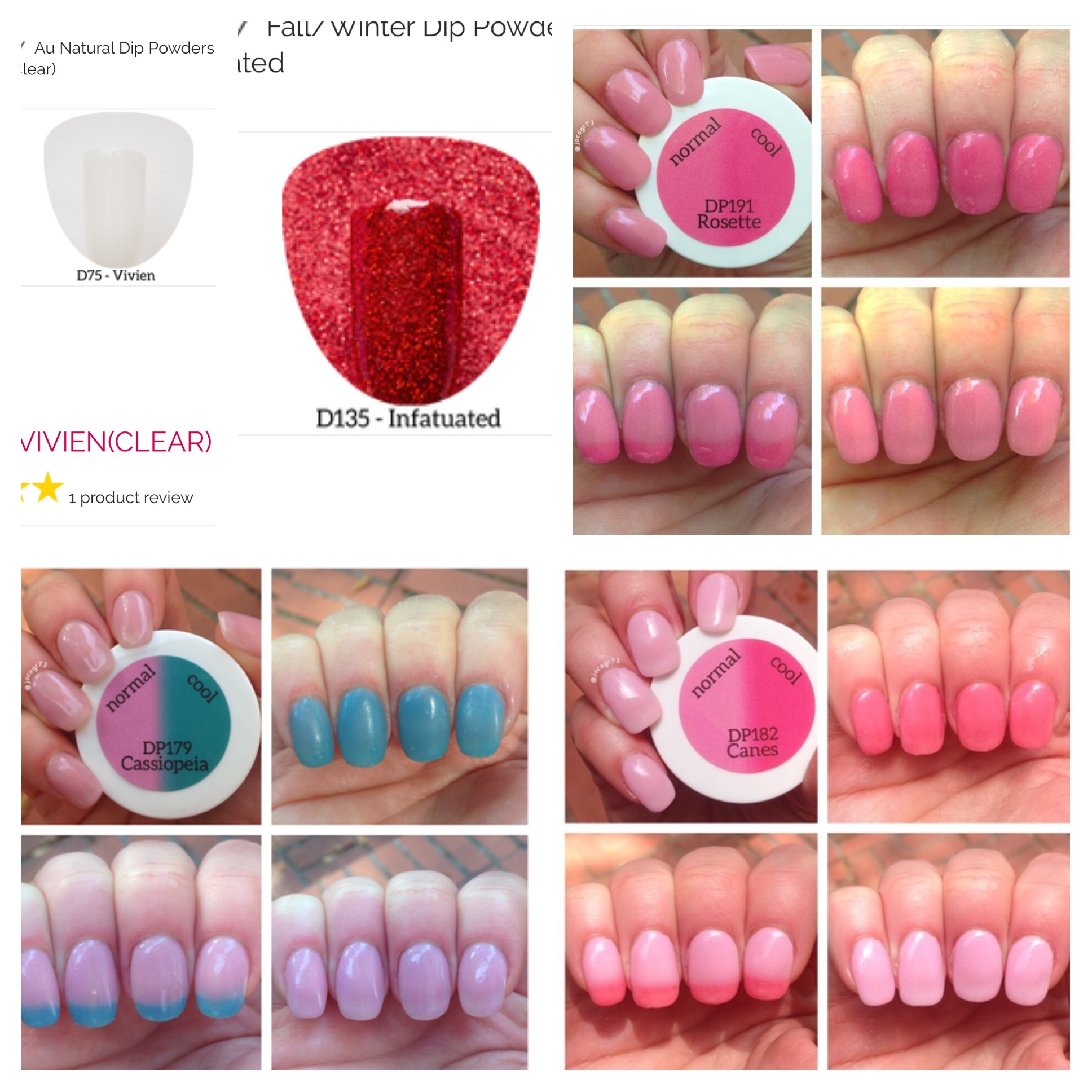 Revel Nail Dipping System
